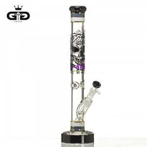 Bongo GRACE GLASS Hammer Black Death 48 cm