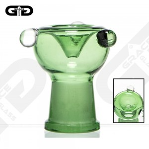 Cybuch Grace Glass 18,8mm zielony