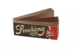 Filterki Smoking BROWN Medium Size 50sztuk