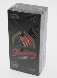Bibułka Smoking DELUX Regular BOX 50