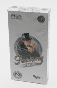 Bibułka Smoking Regular WHITE BOX 25