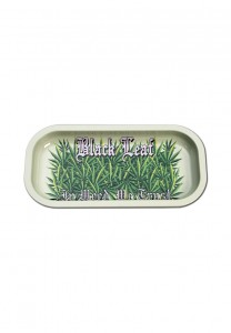Tacka metalowa Grass In Weed We Trust 20 x 10,5cm
