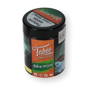 Tytoń do shishy Taboo Italian Passion 50g ORANGE
