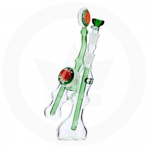 Bongo GRACE GLASS Green Saxo 32 cm