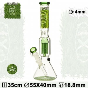 Bongo Dope Bros GRASS Series green | JellyFish
