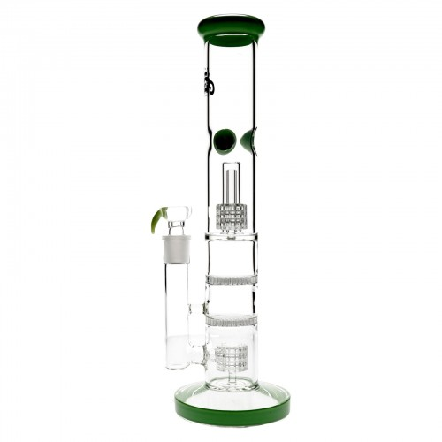 Bongo grace glass FIVE FLOORS green 36 cm.jpg
